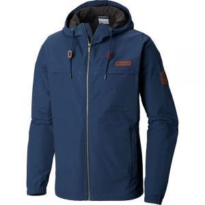コロンビア Columbia メンズ ジャケット アウター Rockwell Falls Casual Windbreakers Carbon|fermart3-store
