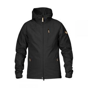 フェールラーベン Fjallraven メンズ アウター ジャケット Sten Jacket Black|fermart3-store