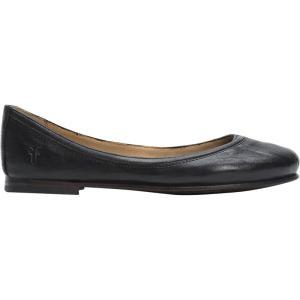 フライ レディース シューズ・靴 Carson Ballet Shoe Black|fermart3-store