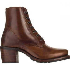 フライ Frye レディース ブーツ シューズ・靴 Sabrina 6G Lace Up Boot Cognac|fermart3-store