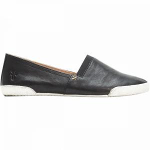 フライ Frye レディース スリッポン・フラット シューズ・靴 Melanie Slip On Shoe Black|fermart3-store