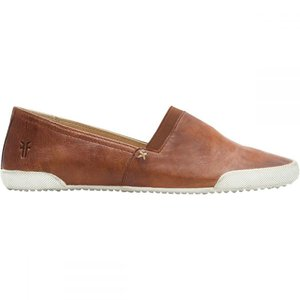フライ Frye レディース スリッポン・フラット シューズ・靴 Melanie Slip On Shoe Cognac Antique Soft Vintage|fermart3-store