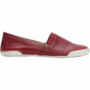 フライ Frye レディース スリッポン・フラット シューズ・靴 Melanie Slip On Shoe Cognac|fermart3-store