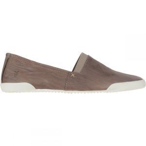 フライ レディース スリッポン・フラット シューズ・靴 Melanie Slip On Shoe Grey Antique Solft Vintage|fermart3-store