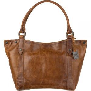 フライ レディース ショルダーバッグ バッグ Melissa Shoulder Bag Cognac|fermart3-store
