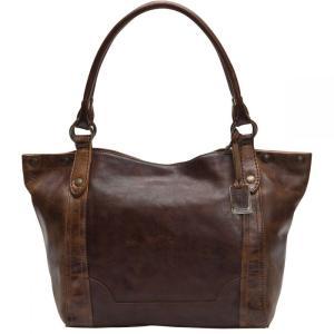 フライ Frye レディース ショルダーバッグ バッグ Melissa Shoulder Bag Dark Brown|fermart3-store