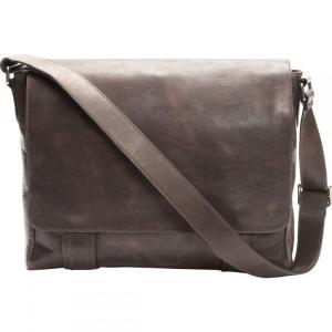 フライ Frye レディース ショルダーバッグ バッグ Logan Messenger Bag Slate|fermart3-store