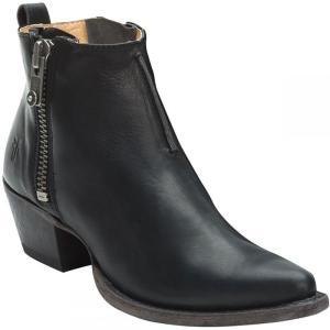 フライ Frye レディース シューズ・靴 ブーツ Sacha Moto Shortie Boot Black fermart3-store