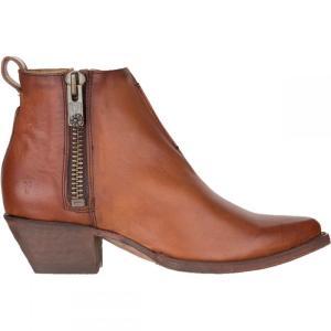 フライ Frye レディース シューズ・靴 ブーツ Sacha Moto Shortie Boot Cognac fermart3-store