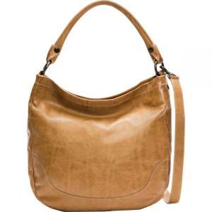 フライ Frye レディース ハンドバッグ バッグ Melissa Hobo Bag Beige|fermart3-store