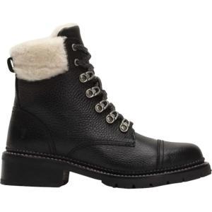 フライ Frye レディース ブーツ シューズ・靴 Samantha Hiker Boot Black fermart3-store