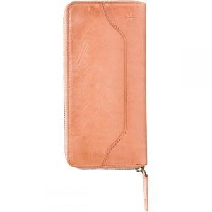 フライ Frye レディース 財布 Melissa Zip Wallet Dusty Rose|fermart3-store