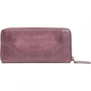 フライ Frye レディース 財布 Melissa Zip Wallet Lilac|fermart3-store