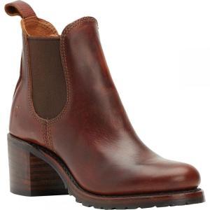フライ Frye レディース ブーツ シューズ・靴 Sabrina Chelsea Boot Cognac Oil Tanned Full Grain fermart3-store