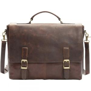 フライ レディース ハンドバッグ バッグ Logan Top Handle Bag Dark Brown fermart3-store