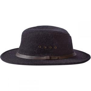 フィルソン レディース ハット 帽子 Wool Packer Hat Charcoal|fermart3-store