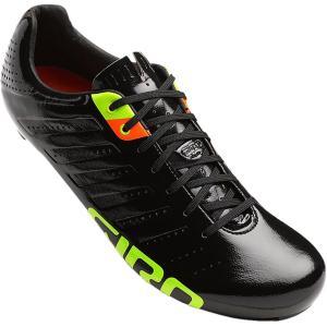 ジロ Giro メンズ サイクリング シューズ・靴 Empire SLX Shoes Black/Lime|fermart3-store