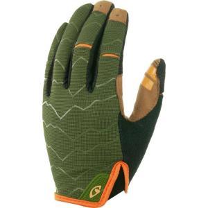 ジロ Giro メンズ グローブ 自転車 DND Limited Edition Gloves Olive/Orange|fermart3-store