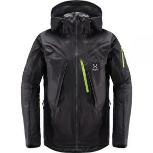 ホグロフス Haglofs メンズ アウター スキー・スノーボード Roc Summit Jackets Slate|fermart3-store