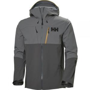 ヘリーハンセン Helly Hansen メンズ スキー・スノーボード マウンテンジャケット ソフトシェルジャケット アウター Odin Mountain Softshell Jacket|fermart3-store