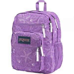 ジャンスポーツ JanSport レディース バックパック・リュック バッグ Big Student 34L Backpack Seashells|fermart3-store