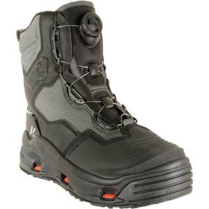 コーカーズ メンズ シューズ・靴 釣り・フィッシング Dark Horse Wading Boots Kling-On/Felt Soles|fermart3-store