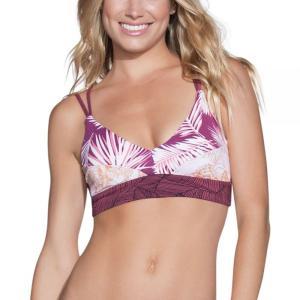 マージ Maaji レディース トップのみ 水着・ビーチウェア Rose Velvet Sporty Bikini Top One Color - Removeable Cups fermart3-store