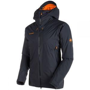 マムート Mammut メンズ アウター スキー・スノーボード Nordwand HS Thermo Hooded Jackets Night|fermart3-store