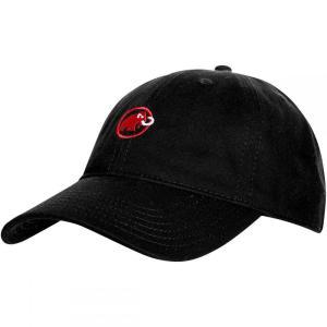 マムート レディース キャップ 帽子 Baseball Cap Black|fermart3-store