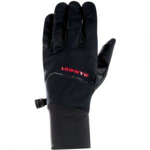 マムート Mammut メンズ 手袋・グローブ Astro Guide Gloves Black fermart3-store
