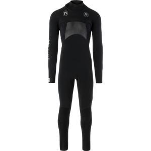 マテュース メンズ ウェットスーツ 水着・ビーチウェア Hoplite 3/2 Full Wetsuits Black|fermart3-store