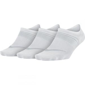 ナイキ レディース ランニング・ウォーキング Lightweight Training Sock - 3 - Pack White/Wolf Grey fermart3-store