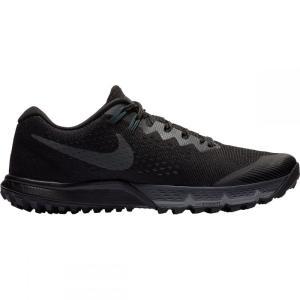 ナイキ メンズ シューズ・靴 ランニング・ウォーキング Air Zoom Terra Kiger 4 Trail Running Shoes Black/Anthracite-Anthracite-Cool Grey fermart3-store