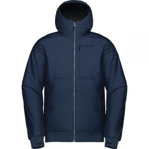 ノローナ Norrona メンズ ジャケット アウター Roldal Insulated Hooded Jackets Indigo Night|fermart3-store