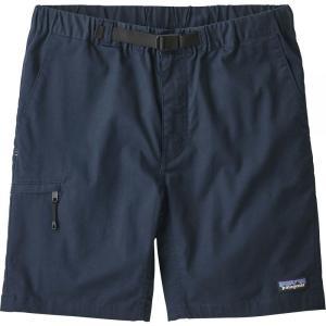 パタゴニア メンズ ショートパンツ ボトムス・パンツ Performance Gi IV 8in Shorts Navy Blue|fermart3-store