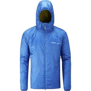 ラブ メンズ ジャケット アウター Xenon - X Hooded Insulated Jackets Ink/Mimosa fermart3-store