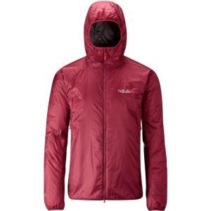 ラブ メンズ ジャケット アウター Xenon - X Hooded Insulated Jackets Paprika/Zinc fermart3-store