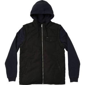 ルーカ メンズ ダウン・中綿ジャケット アウター Breaker Breaker Puff Jackets Indigo Dye fermart3-store