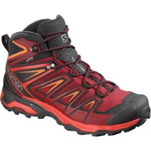 サロモン Salomon メンズ シューズ・靴 ハイキング・登山 X Ultra 3 Mid GTX Hiking Boots Red Dahlia/Cherry Tomato/Tangelo fermart3-store