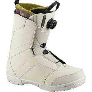 サロモン Salomon Snowboards メンズ シューズ・靴 スキー・スノーボード Faction Boa Snowboard Boots Sand|fermart3-store