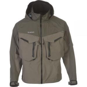 シムズ Simms メンズ 釣り ウェア G4 Pro Jacket Wetstone|fermart3-store