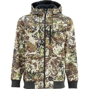 シムズ Simms メンズ パーカー トップス Rogue Hooded Fleece Jackets River Camo|fermart3-store