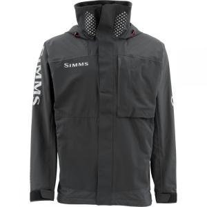 シムズ メンズ アウター 釣り・フィッシング Challenger Jackets Black|fermart3-store