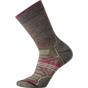 スマートウール SmartWool メンズ 登山 ソックス PhD Outdoor Light Crew Sock Taupe|fermart3-store