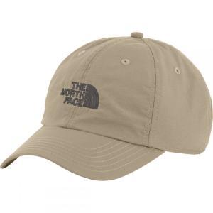 ザ ノースフェイス レディース キャップ 帽子 Horizon Hat Dune Beige/Graphite Grey fermart3-store