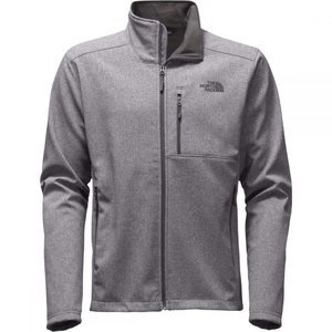 ザ ノースフェイス メンズ ジャケット アウター Apex Bionic 2 Softshell Jackets Tnf Medium Grey Heather/Tnf Medium Grey Heather|fermart3-store