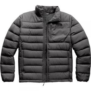 ザ ノースフェイス The North Face メンズ ダウン・中綿ジャケット アウター Aconcagua Down Jackets Asphalt Grey|fermart3-store