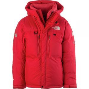 ザ ノースフェイス The North Face メンズ ダウン・中綿ジャケット アウター Himalayan Down Parkas Tnf Red/Tnf Black|fermart3-store