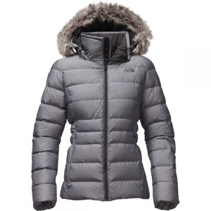 ザ ノースフェイス The North Face レディース ダウンジャケット アウター Gotham II Hooded Down Jacket Tnf Medium Grey Heather fermart3-store