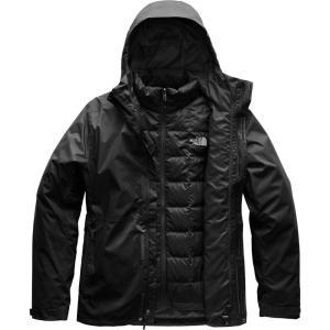 ザ ノースフェイス The North Face メンズ ダウン・中綿ジャケット アウター Altier Down Triclimate Hooded Jackets Tnf Black/Tnf Black|fermart3-store